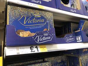 Victoria Biscuits 300g £1 at Tesco