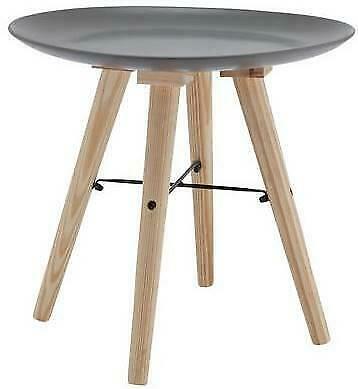 Argos Home Noir Side Table £4.50 at Argos (Free collection)