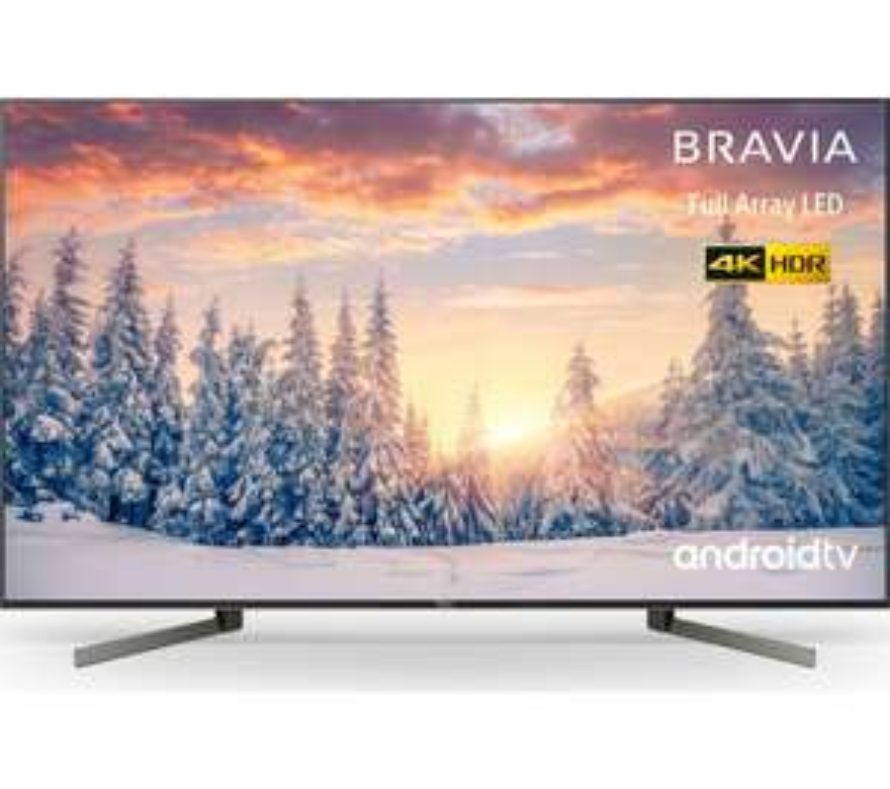"Sony KD55XG9505BU 55"" 4K Full Array Ultra HD HDR Smart Android TV £899 @ PRC Direct"