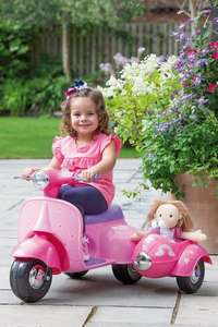 Unicorn Side Car Ride On £39.99 + 1000's Of Other Lines Up To 75% Off in Sale @ Studio (Free P&P With Code)