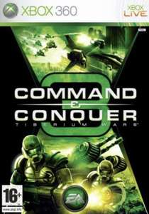 Command & Conquer 3: Tiberium Wars (Xbox 360/Xbox one) £3.95 with gold @ Microsoft store