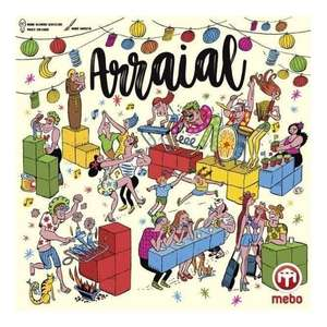 Arraial Board Game £24.95 @ Chaos Cards