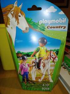Playmobil country set 99p at Home Bargains