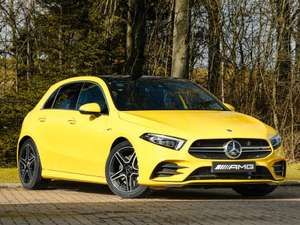 Mercedes A35 A35 MY20 4Matic Premium Auto - STOCK PCH deal! £424pm x 36 - £15591.44 @ Freedom Vehicle Contracts Lease Deal
