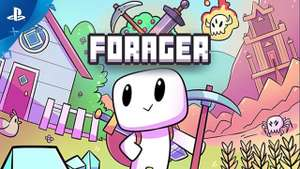 FORAGER Nintendo Switch £19.95 @ The game collection