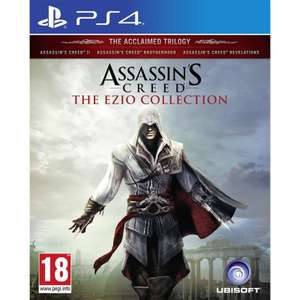 Assassin's Creed: The Ezio Collection (PS4) - £12.95 Delivered @ The Game Collection
