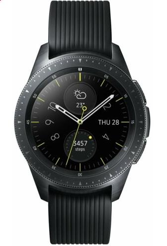 Samsung Galaxy watch 42mm midnight black refurbished £145.99 @ Argos eBay