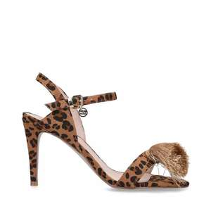 Miss KG Leopard Print Strappy Sandals Sizes 3, 4, 5, 8 , Now £9 ( Free Delivery With Code ) @ Debenhams