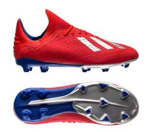 Adidas X 18.1 FG football boots now £22.95 sizes 1 up to 5.5 IN STORE Adidas Outlet Castleford