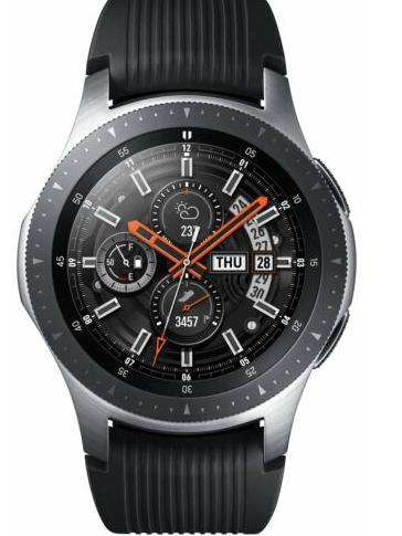 Samsung Galaxy 46mm 4GB Bluetooth Smart Watch - Silver refurbished £129.99 @ Argos eBay