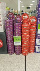 More chocolate tubs deals £3.50 instore @ Co-operative West Mersea
