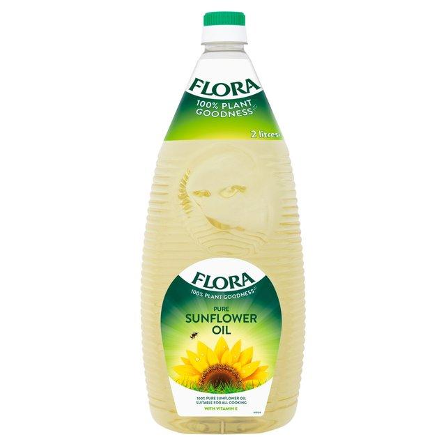 Flora 2l Sunflower Oil £2.75 @ Morrisons