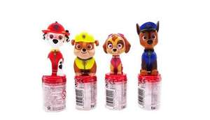 Paw Patrol Candy Bites 40p each or 3 for £1 Fultons Leeds & Castleford