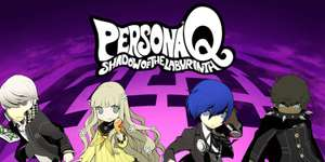 Persona Q: Shadow of the Labyrinth 3DS £8.99 @ Nintendo Store