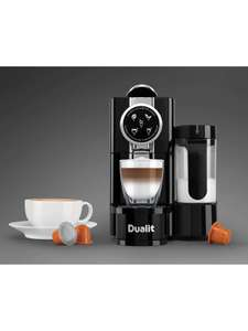 Dualit Cafe Cino Coffee Machine used £50.99 @ Amazon warehouse