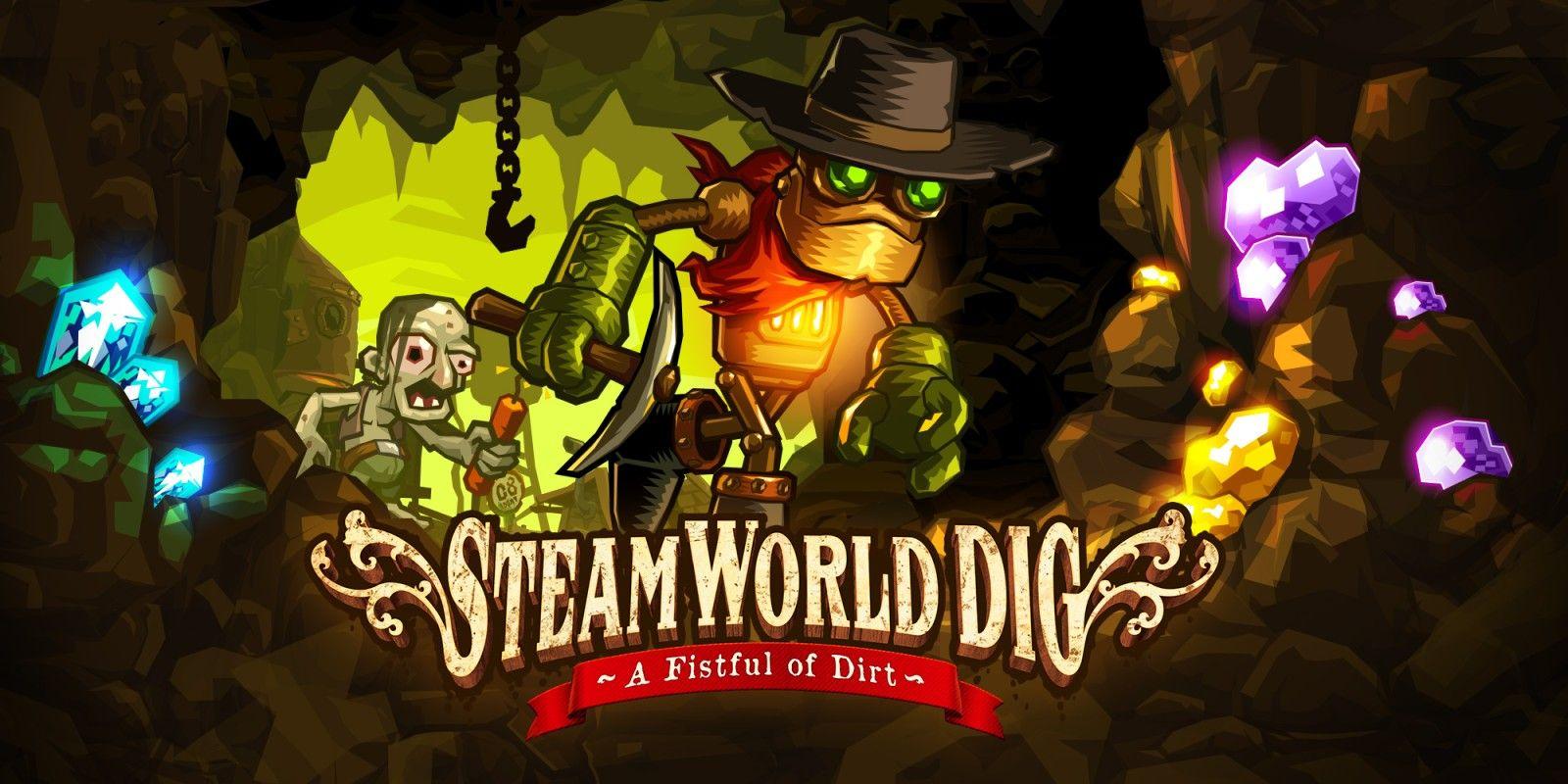 SteamWorld Dig Nintendo 3ds £1.74 @ Nintendo