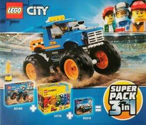 LEGO Super Pack 66615 3 in 1 @ Tesco Instore Top Valley, Nottingham