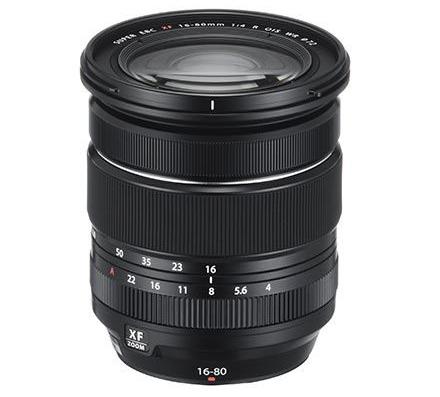Fujifilm XF16-80mm f4 £664.05 @ Wex photo video