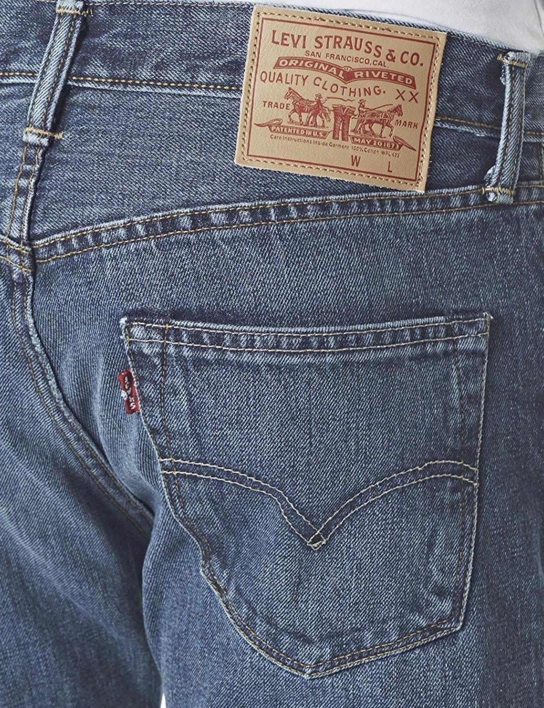 Original fit Levi 501's £34 @ Amazon