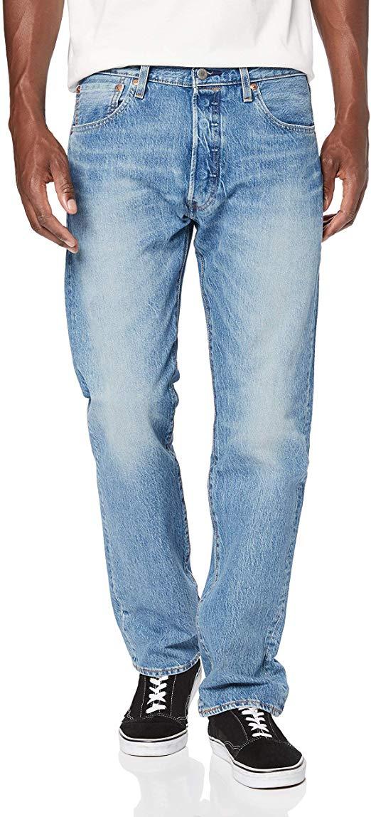 Levi's 501 Mens Original Fit (blue pipe subtle) £42.50/£38.25 (Student Prime) sold/dispatched Amazon.co.uk