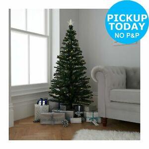 5ft fibre optic Christmas tree £5 @ ebay (Argos) click & collect
