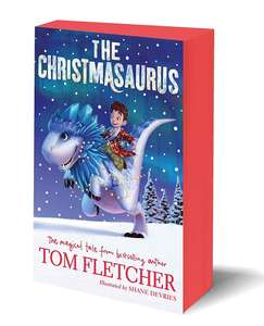 The Christmasaurus by Tom Fletcher 99p on Kindle
