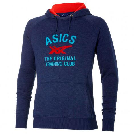 Asics Mens Training Hoody - Blue - £16.45 delivered w/code - Start Fitness