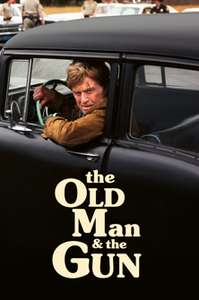 The old man & the gun 4K £2.99 @ iTunes