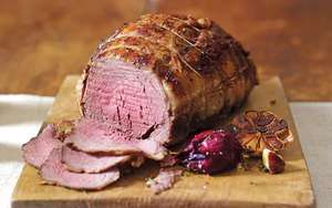 North Highland Scotch Beef Roasting Joint for £3.50 per kg @ Sainsburys