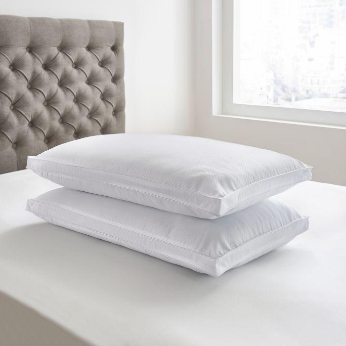Bedeck 1951 Luxury Platinum Collection Pillows (Pair) £18 @ Bedeck Home