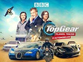 Top Gear: Planes, Trains and Automobiles (Amazon Video) - £1.89