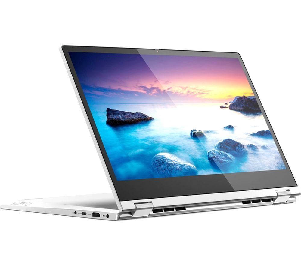"LENOVOIdeaPad C340 14"" AMD Ryzen 5 Laptop - 256 GB SSD, Grey £449 @ Currys PC World"