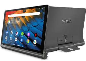 Yoga Smart Tab With Google Assistant (WiFi) Iron Grey £199.99 (£179.99 With Email 10%) @ Lenovo