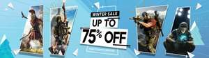 Ubisoft sale, 3 for 2 and another 20% off using your points