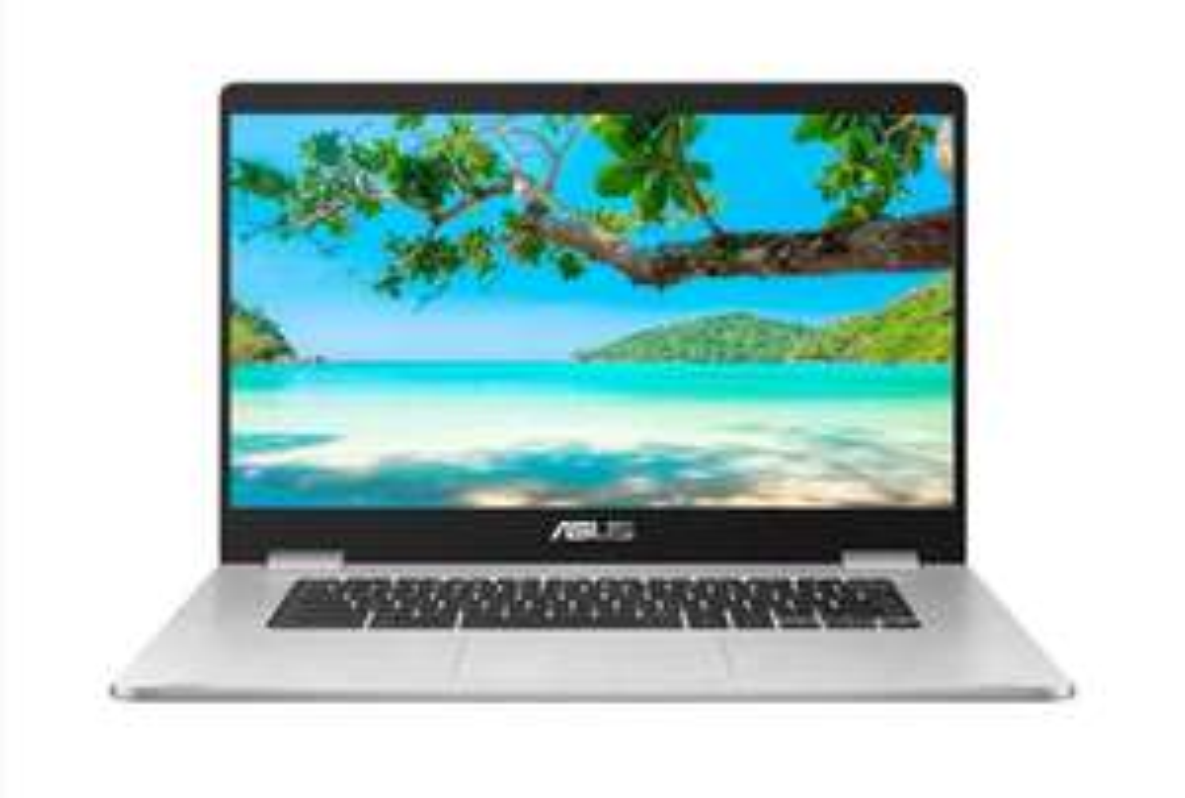 ASUS Chromebook C523NA (Grey) (Intel Celeron N3350, 4 GB RAM, 64 GB eMMC, 15.6 Inch HD Screen, Chrome OS) £199.99 @ Amazon