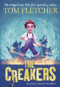 The Creakers kindle ebook - Tom Fletcher 99p at Amazon