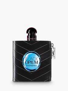 Yves Saint Laurent Black Opium Eau de Parfum Intense 90ml Limited Edition £69.00 @ John Lewis & Partners