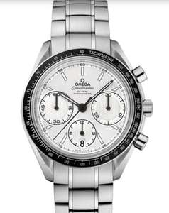 OMEGA Speedmaster Moonwatch Racing CO-AXIAL Chronograph 40MM Mens Watch £2,200 at Goldsmiths