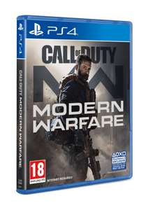 Call of Duty Modern Warfare (PS4) £32.85 Delivered @ Shopto