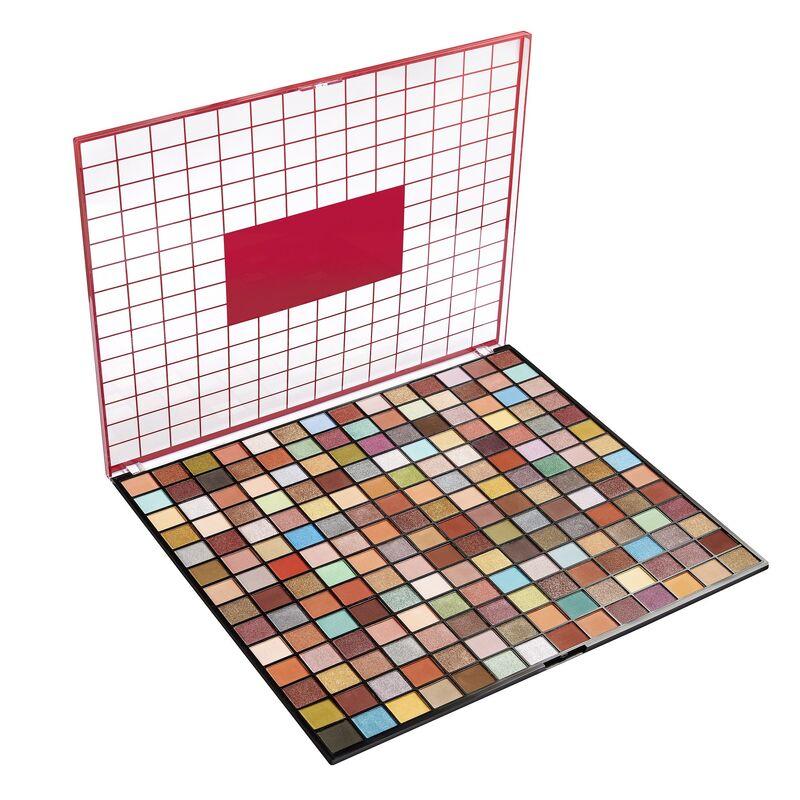 196 Creative Palette £10.99 Delivered @ Revolution Beauty