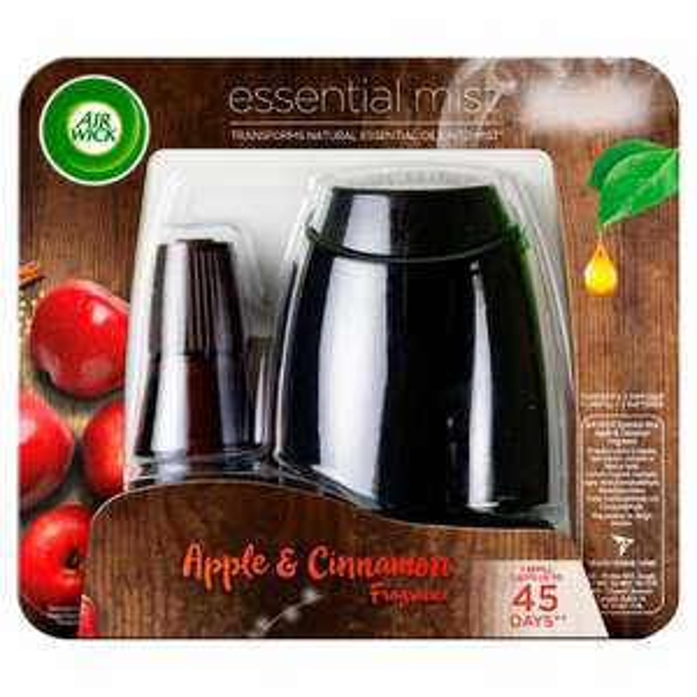 Air Wick Essential Mist Kit Apple & Cinnamon £5.00 @ Wilko