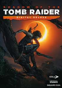 Shadow of the Tomb Raider - Digital Deluxe (Steam PC) £5.24 @ GamesPlanet