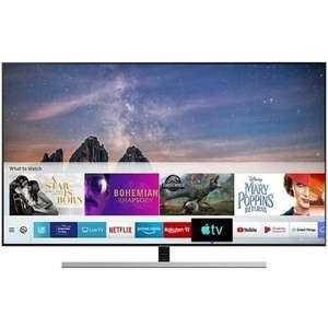 """Samsung QE55Q80R 55"""" 4K Ultra HD Smart HDR 1500 QLED TV with Ultra Viewing Angle + 5 Year Warranty £899 @ Appliances Direct"""