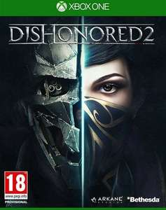 Dishonored 2 - Xbox One - Pre-owned £3 @ CeX