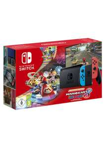 Nintendo Switch with Mario Kart 8 - £289.95 at Simply Games