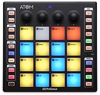Presonus Atom Performance Pad Controller £97 at bax-shop