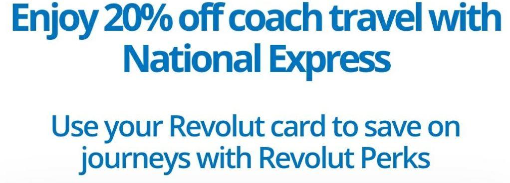 National Express Coach Travel, 20% off at National Express Shop