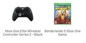 Xbox Elite Controller 2 with Borderlands 3 (Xbox One) included £159.99 at Argos