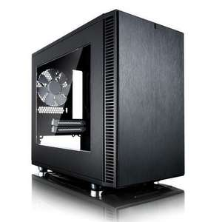 Fractal Design Define Nano Window ITX/Mini ITX Computer Case £53.98 at Laptops direct