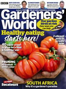 BBC Gardeners' World Magazine Subscription - 5 Issues for £5